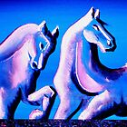 Caballos by Candy1974