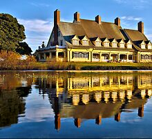 Whalehead Hunt Club NC by Michael  Bermingham