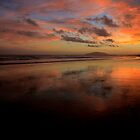 Seven Mile Sunset by fatdade