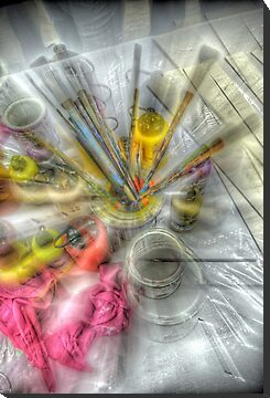 Color your life (HDR) by Frederic Chastagnol