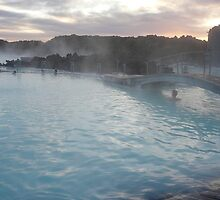 Blue Lagoon, Iceland by pljvv
