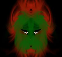 Fractal Grinch  by stacyrod