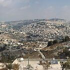 Jerusalem view by milzi