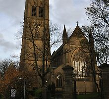 Bolton Parish Church by Andrew Cryer