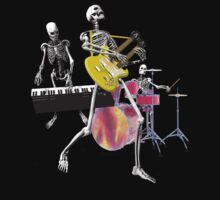 Dem bones by Carol and Mike Werner