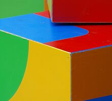 Psssst, Do I Look Like A Rubik's Cube? by David McMahon