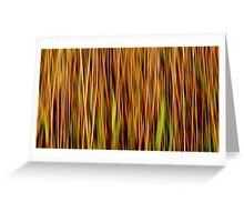 Grasslands #2 Greeting Card