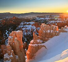 Bryce Canyon Sunrise by Wayson Wight
