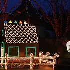 Gingerbread House by Chappy