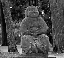 Worpswede Buddha by Edward Myers