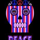 Skull 4 Peace by Mystikka