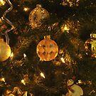 Christmas Glass bulbs by kellimays