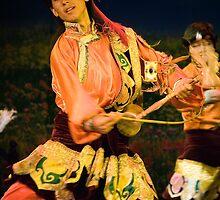 Dancing Erhu by MiImages