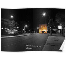 Barracks Arch - Perth Western Australia  Poster