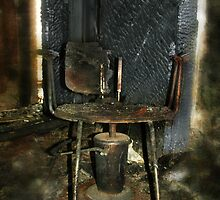 Electric Chair by Tia Allor