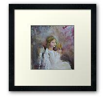 Angel (7) Framed Print