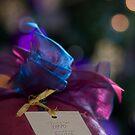 love peace joy by Adriana Glackin