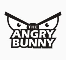 Angry Bunny Abstract by Wislander