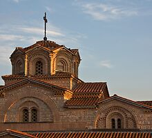 Ohrid Church by Nickolay Stanev