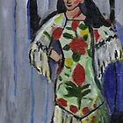 Gypsy Dancer(After Matisse) by RobynLee