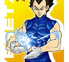 Vegeta (I am ashamed) by Whirlwind