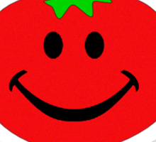 You say tomato, I say F... you! Sticker