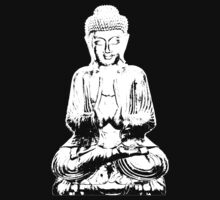 Buddha Dark by T-ShirtsGifts