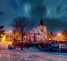 Merry Christmas from the Czech Republic!! by Stevacek