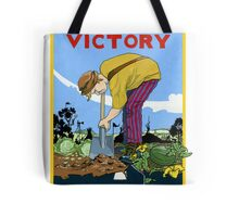 Dig In For Victory Tote Bag