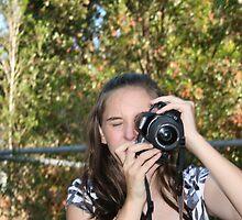 Gen Taking a photo of Me by Seone Harris-Nair