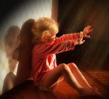 """Angel Within"" by StarKatz"