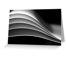 Paper, a different view Greeting Card