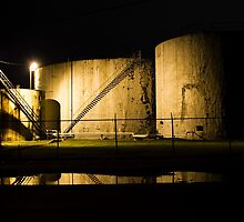 Storage Tanks by thomasjack