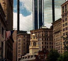 Old Statehouse - Boston by djphoto