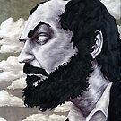 Stanley Kubrick by Jeremy Baum