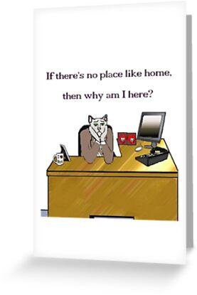 Why Am I Here? by PharrisArt