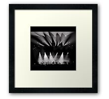 """""""I will scream my lungs out till it fills this room."""" Framed Print"""