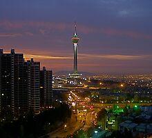 Tower by fotobahn