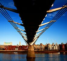 Millennium Bridge by Edward Bentley