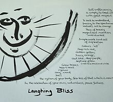 """Laughing Bliss "" by SheosArtShop"
