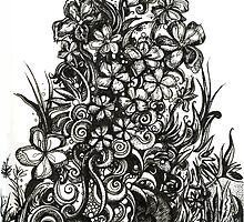 #79 Overgrown Garden by Danielle J. Scott (Smith)