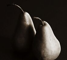 pear study 2 by Karen E Camilleri