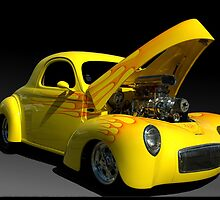 1941 Willys Custom Dragster by TeeMack