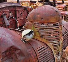 Rusty Cars by Ausgirl60
