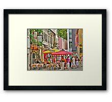 Cascais  Framed Print