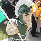Sparty by worldwideart