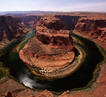 Horseshoe Bend by John Robb