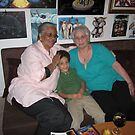grandkids w/2 grandmas xmas 09 by helene ruiz