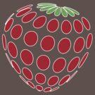 fancy strawberry  by teegs