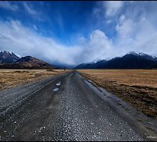 Arthurs Pass, to infinity and beyond! by Ashley Denmead